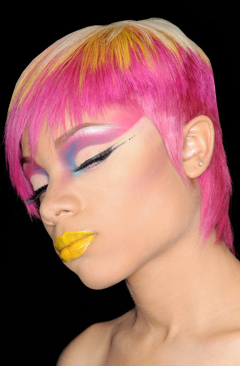 NJ Jun 13, 2010 Kamile Kuntz Photography model: sammara, hair: sparkle