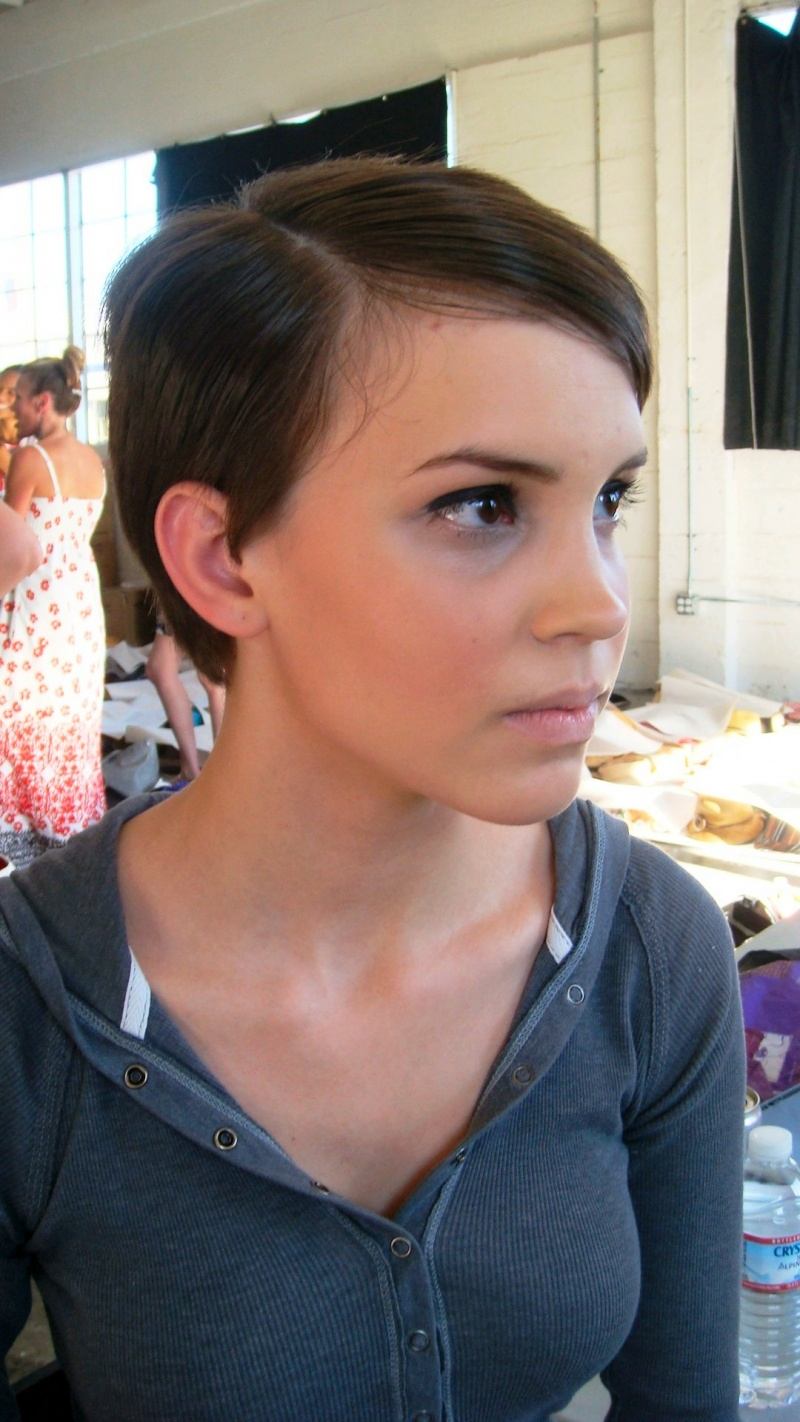 Female model photo shoot of Nikki Krause in Breath of Portland