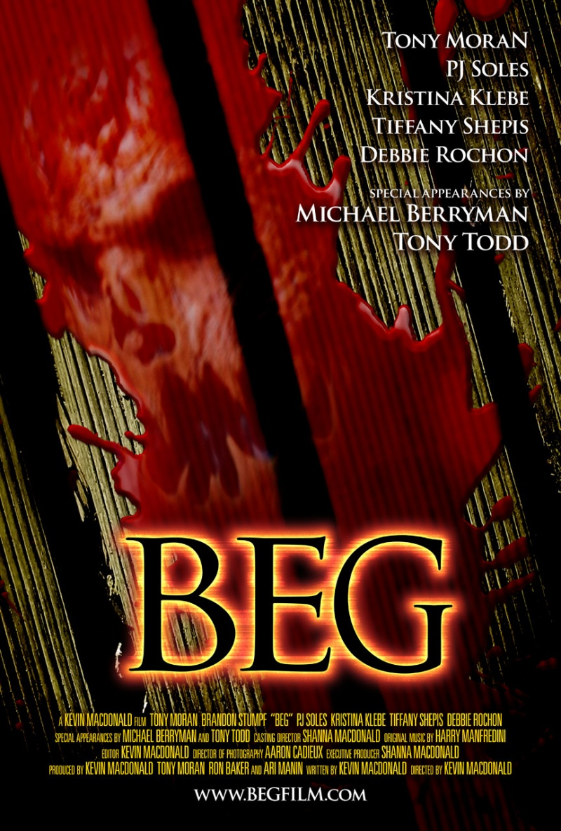 Jun 14, 2010 Official BEG movie poster!