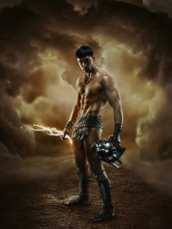 Gladiator Contest Entry (www.calvinhollywood-blog.com) Jun 15, 2010 Calvin Hollywood titan