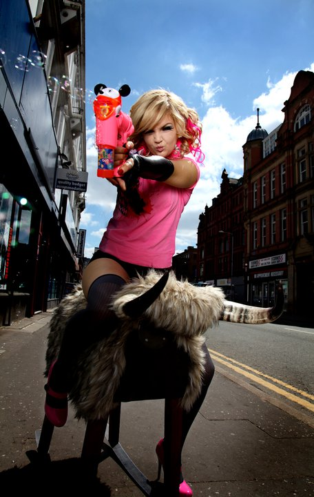The Northern Quarter Jun 15, 2010 Ava Creatives Pretty Disturbia Clothing, Aga Dabiec Photogrpahy, Alicia Grobelna-MUA and Stylist