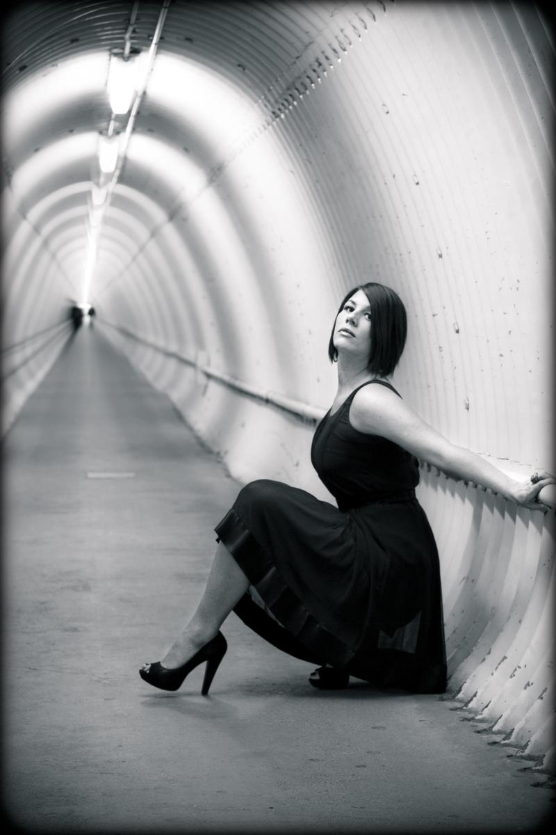 UL // Ste-Foy Jun 15, 2010 M Maynard Tunnelgirl / On the other side