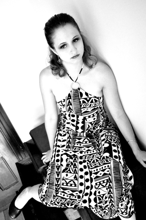 Female model photo shoot of Kate Rafe by Haz H photography in Worcester