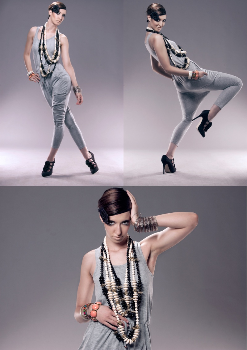 Female model photo shoot of -Debrah- by James Beddoes photo and Tom Ernest in United Kingdom, wardrobe styled by Tanyia-Marie, makeup by Simone Macdonald