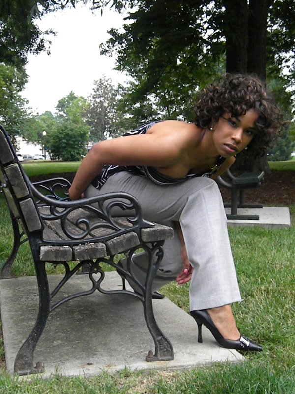 Female model photo shoot of NiaLetta Inc in NC