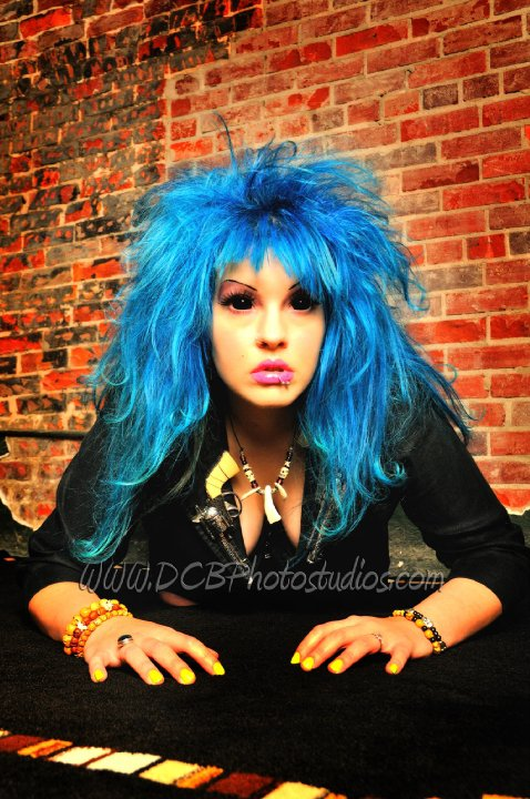 Female model photo shoot of Ugly Shyla by DCB Photo Studios in Welsh,LA