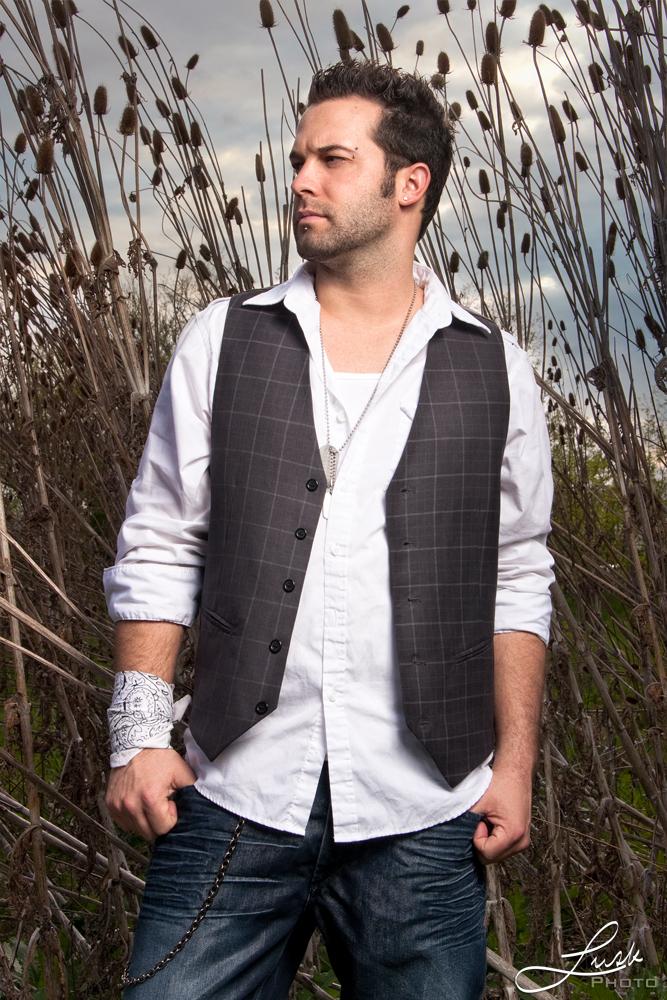 Male model photo shoot of Josh McCabe