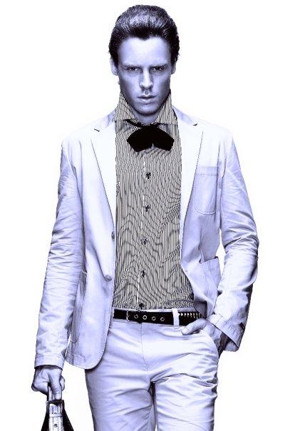 Male model photo shoot of Fabian Donsbach in Bangkok