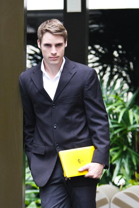 Male model photo shoot of Fabian Donsbach in BKK