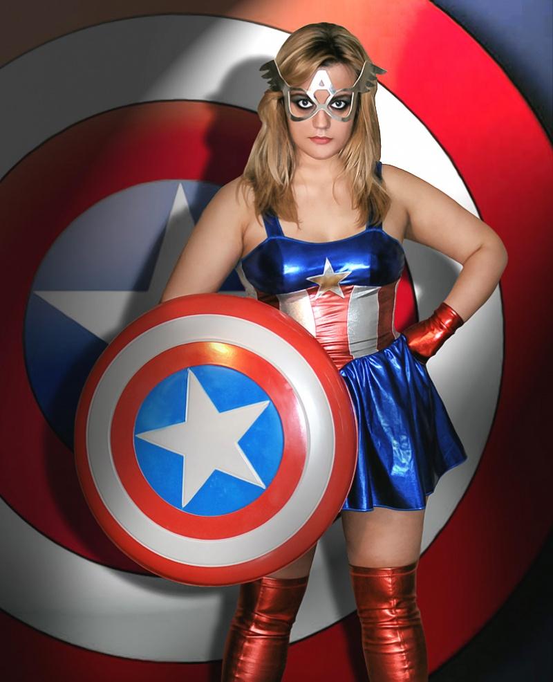 Jun 21, 2010 Captain Americas Long Lost Daughter