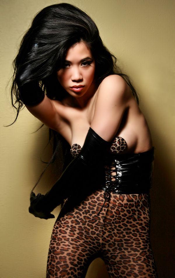 Female model photo shoot of Cordial Lee by Jade Noir in San Antonio, TX, makeup by Cordial Lee MUA