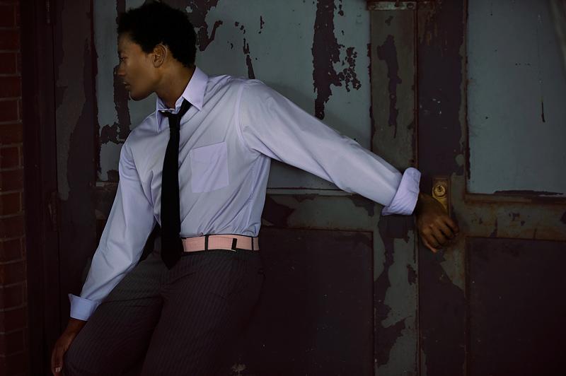 Male model photo shoot of Daniel Ka by DOX PHOTO