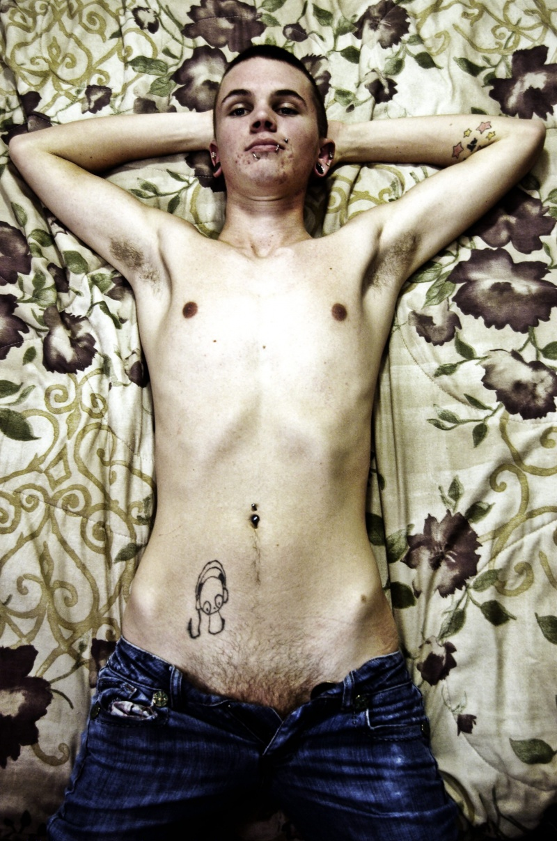 Male model photo shoot of Brian Erickson in Studio