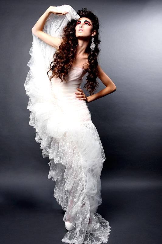 Jun 25, 2010 Bang Truong Model: Leslie ,  Designer: Ana   ,Mua: Lusia ,  Hairstylist: Karen