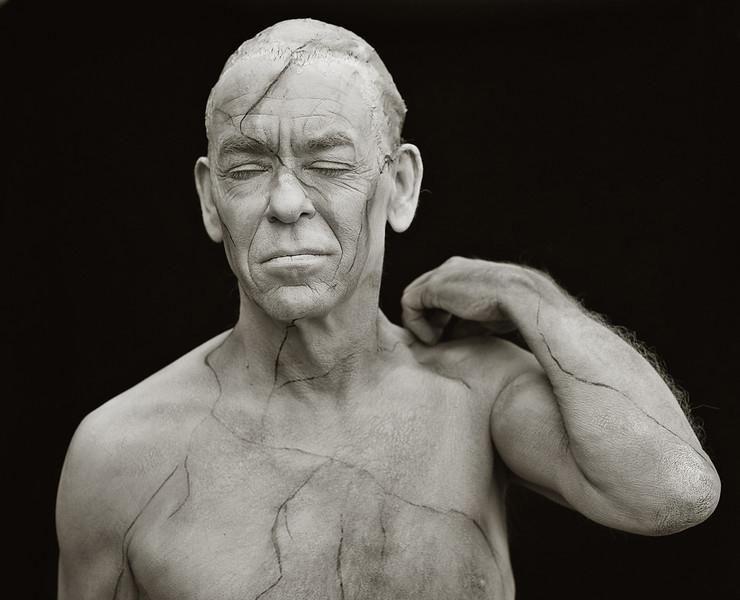 Jun 26, 2010 body painted statue