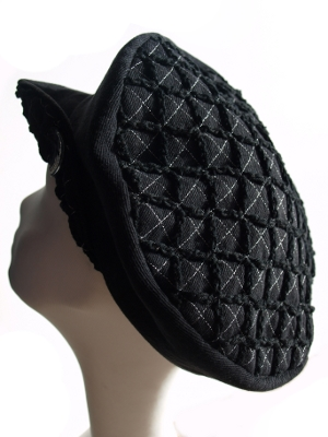 Female model photo shoot of GingerBread Hats in Ashford, Surrey