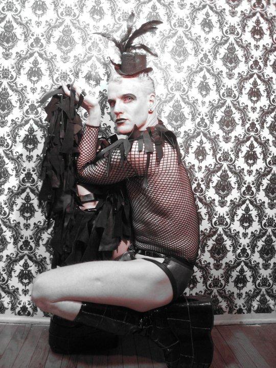 NYC Jun 26, 2010 Rob Ordonez Black, White & Bawdylicious