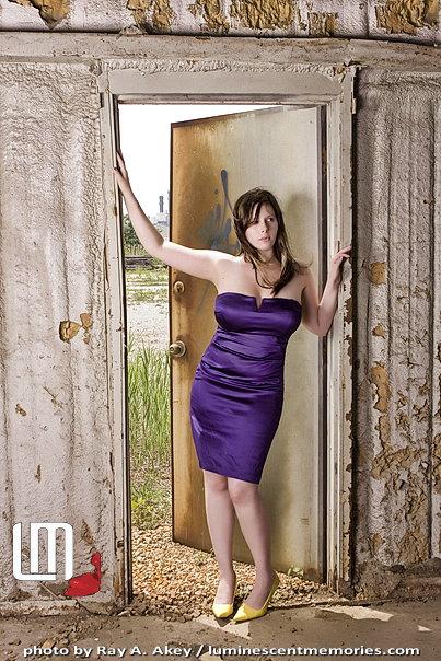 Female model photo shoot of Ashli Kerrigan by Ray Akey