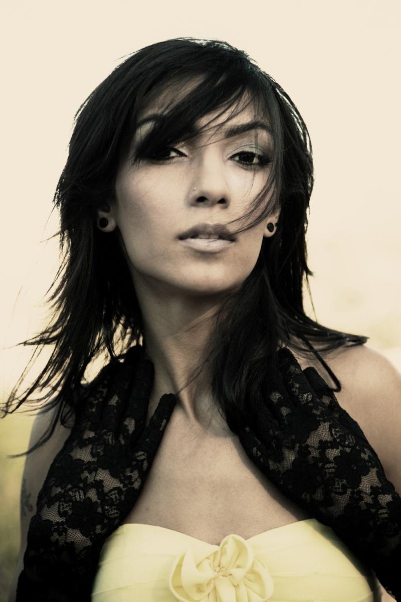 Female model photo shoot of Tara Farah by mouette studio