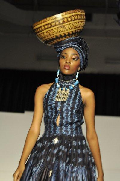 accra, ghana Jun 27, 2010 canoe africa fashion show - runway