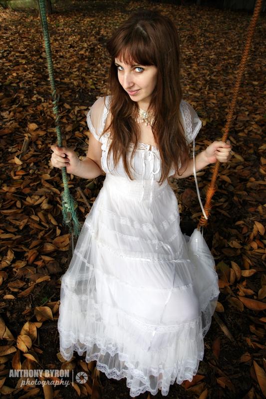 Female model photo shoot of Lauren-Alice by Anthony Byron in Winsor