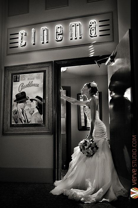 Hippodrome Theatre Jun 28, 2010 Verve Studio 2010 Casablanca Bride