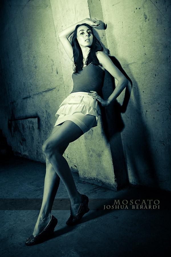 Female model photo shoot of Teresa Myers by JoshuaBerardi