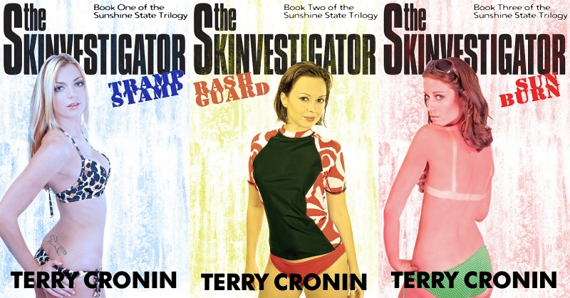 In Studio. Jun 30, 2010 Covers for Skinvestigator Novels