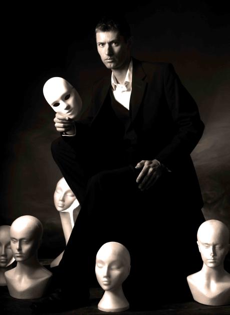Male model photo shoot of davey87