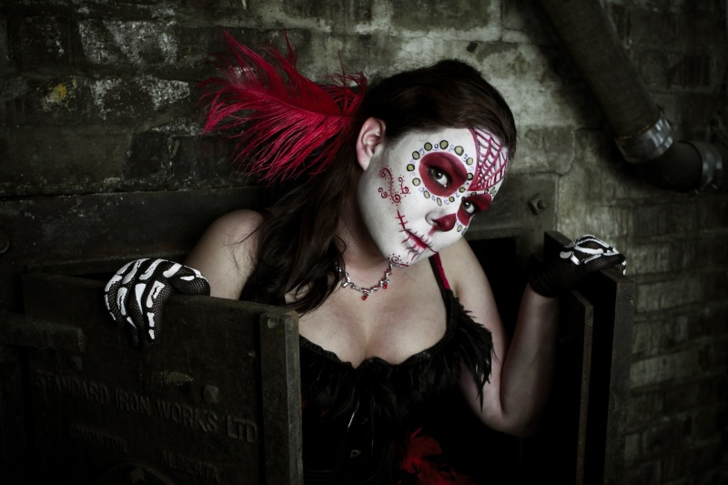 Female model photo shoot of Bixi Bite by Matchbox Photography