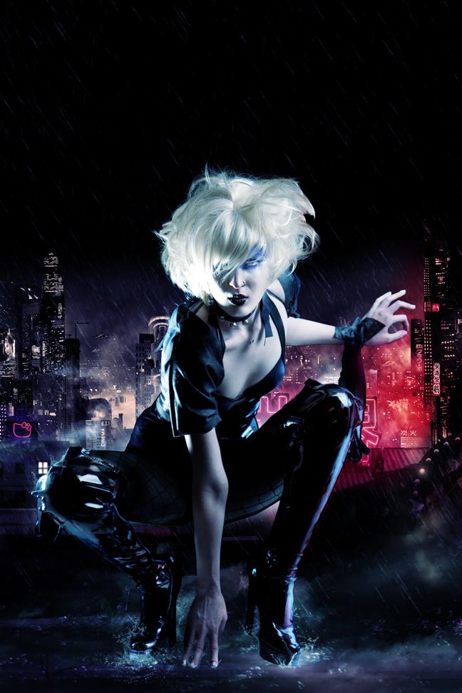 Jul 01, 2010 Kaia as Bladerunners Pris