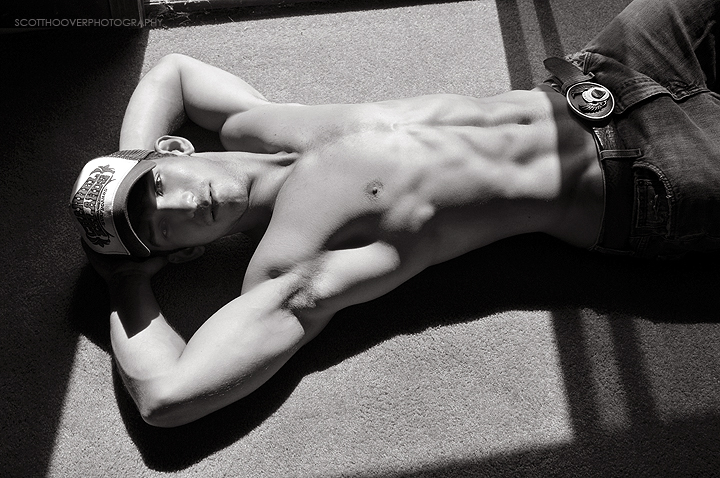 Male model photo shoot of Greg McKeon by Scott Hoover Photo