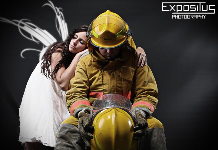 Male model photo shoot of Expositus
