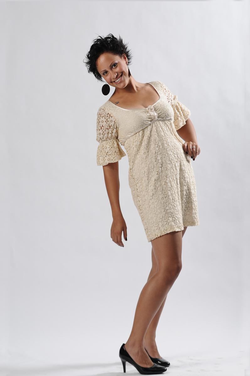 Female model photo shoot of sarah akridge by by Gene Starr in Downtown Kansas City