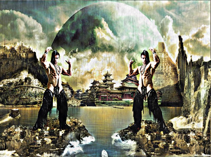 Somewhere Inside My Brain Jul 03, 2010 Y? Creations Shavalabalush The Gates of Amusville
