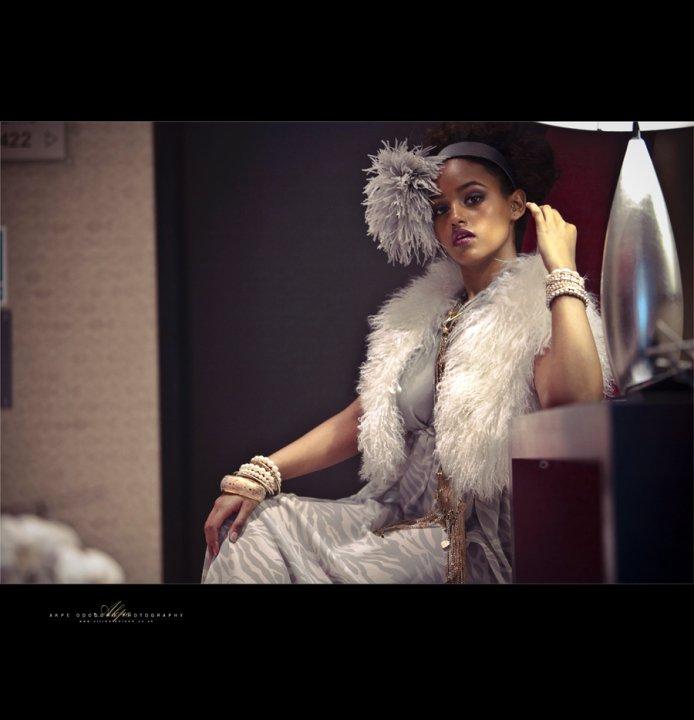 London Jul 04, 2010 Stylist: Shan Shan Bailey  MUA: Alicia Mews  Hair: Kazu  Photography: Akpe