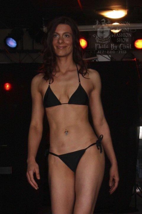 Jul 04, 2010 Photo By Clint Bikini Fashion show in Springfield,mo
