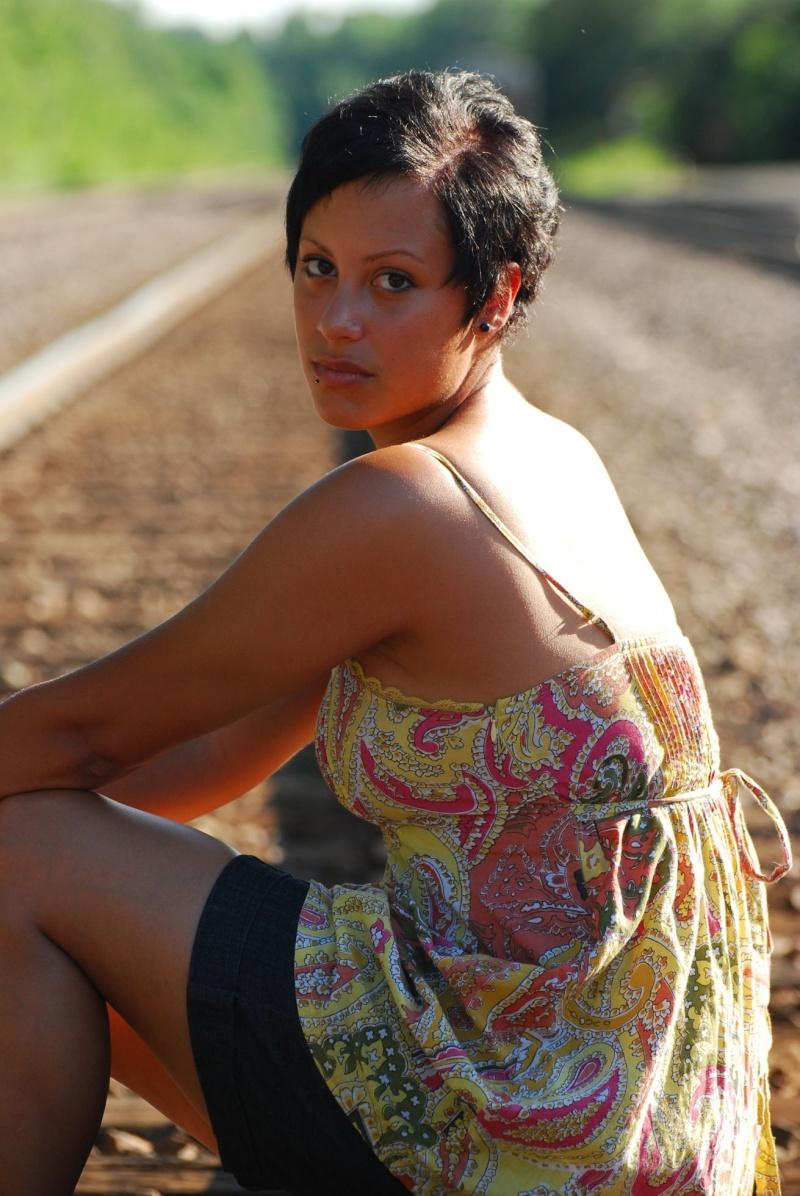 Female model photo shoot of sarah akridge by mokanphoto