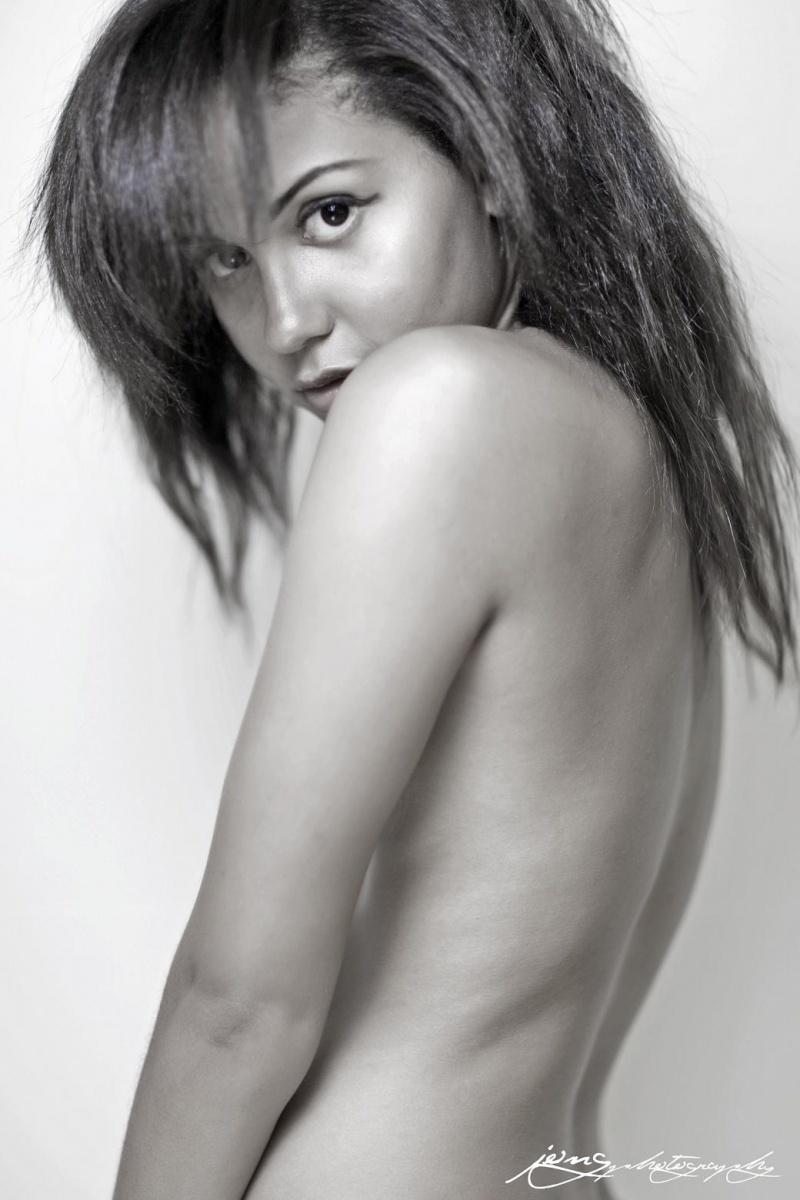 Female model photo shoot of Martha Lucia in Brooklyn, New York