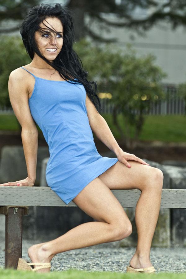 Female model photo shoot of Lauren Jill