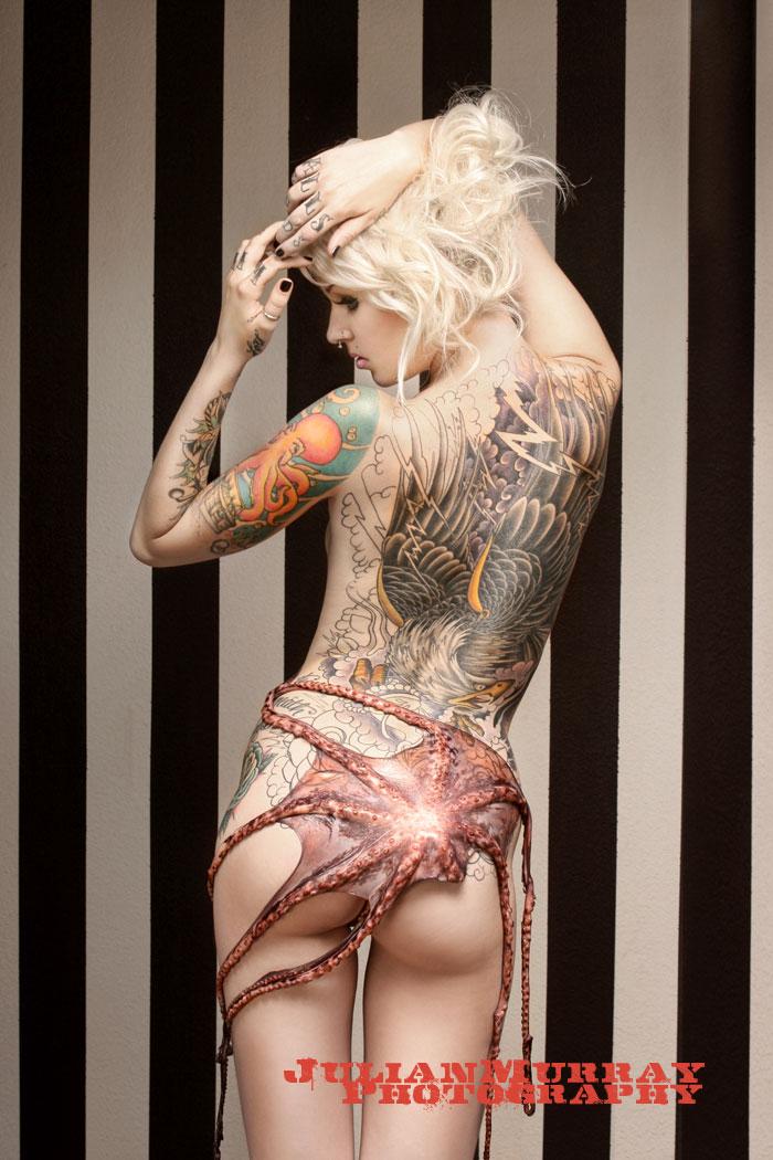 Jul 06, 2010 Tattoos & Tentacles