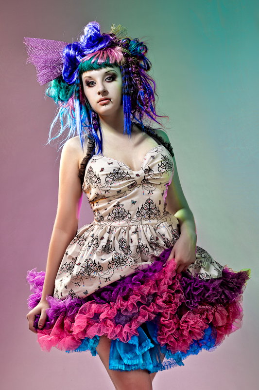 Jul 07, 2010 Photo- Sylvia Pereira Model/MUA- Sparkle Pixie, Hair-Carlos of Spellbound Hair Design