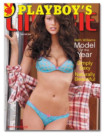 Jul 07, 2010 My 2010 Playboys Model of the Year Cover