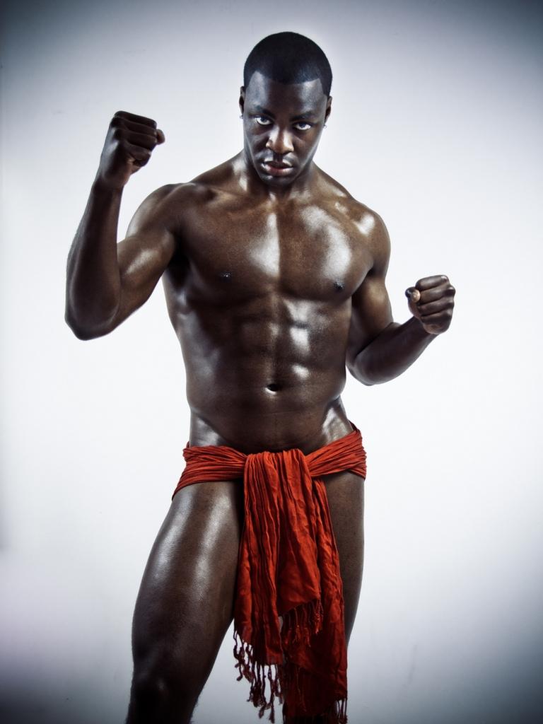 Male model photo shoot of Vaughan Bailey by Kraizie Kat