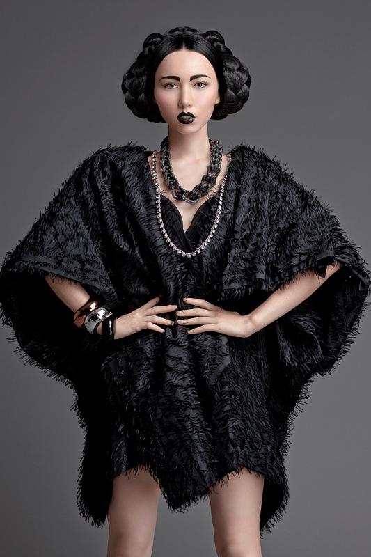 Empire State Jul 08, 2010 Ivan Monge MUA Yisell -  Hair Kahlil - Model Aisula