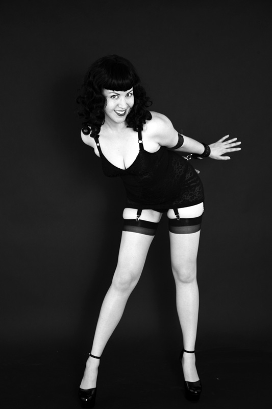 VA Jul 08, 2010 April 2010 Charles Martin Photography Me as Bettie in Bondage