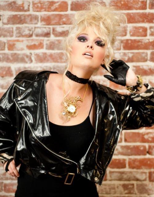 Jul 09, 2010 80s glam. Eden Muse Accessories :)
