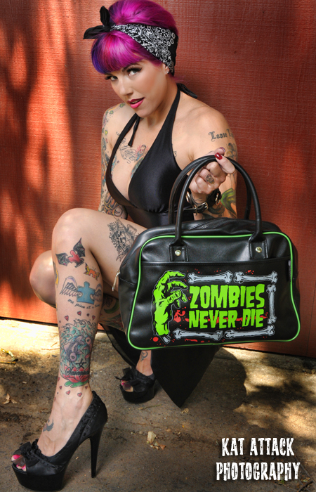 Jul 10, 2010 Kat Attack Sourpuss Clothing
