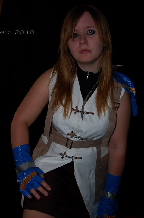 Jul 10, 2010 Lightning cosplay, forgot wig, but heres the outfit minus a few parts