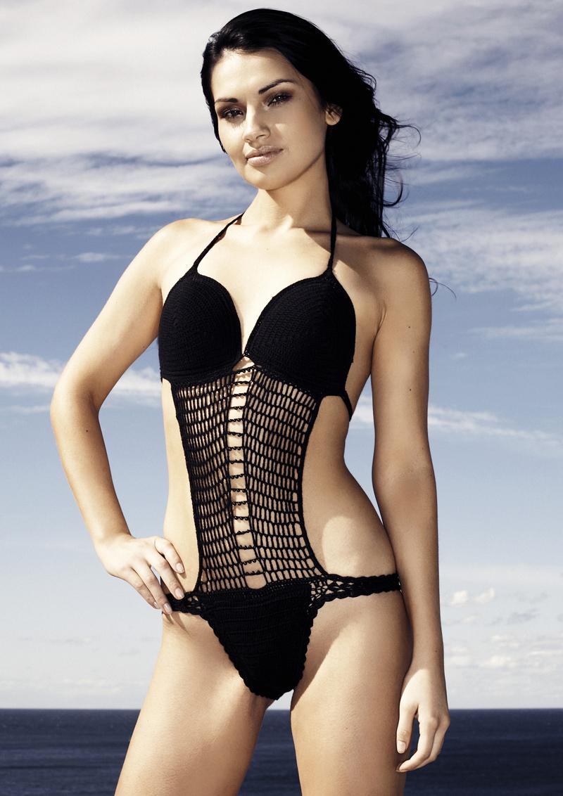 Jul 10, 2010 Priscilla Caiza - Kini Bikini